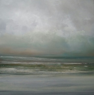 Storm over Georgian Bay 48x48